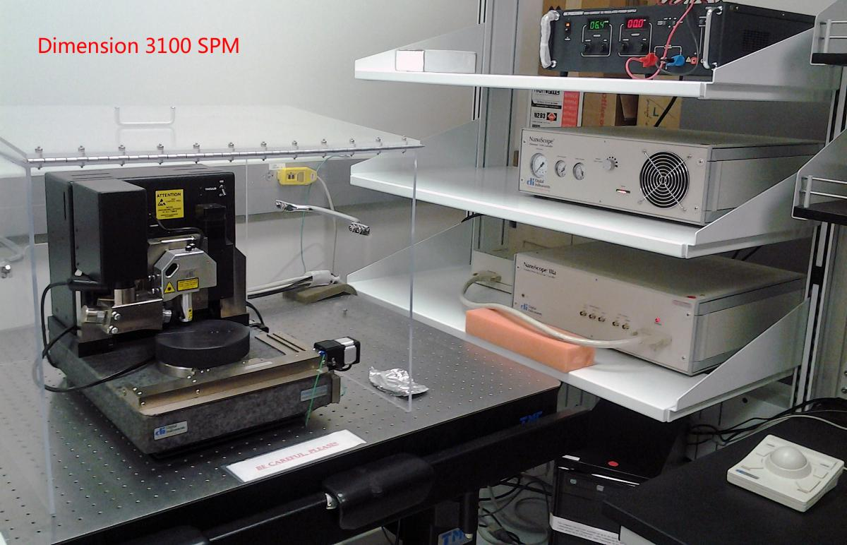 Dimension 3100 SPM system