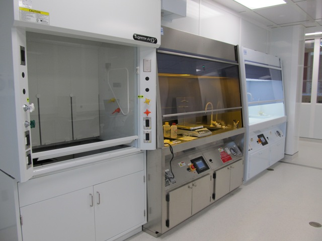 Nanofabrication Cleanroom