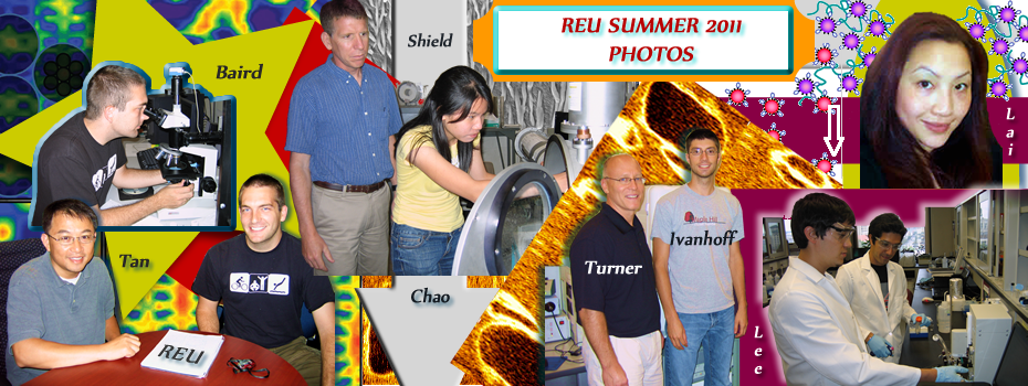 REU 2011 Photos
