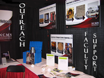 Outreach Booth - Faculty Support